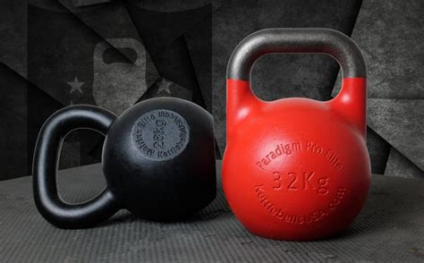 kettlebell iron cast kettlebells choose why which competition cavemantraining aka classic