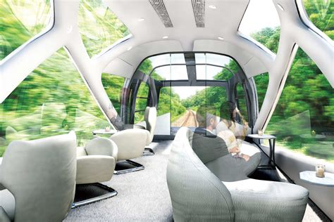 Futuristic Luxury Cruise Trains Coming To Japan In 2017