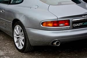 Used Aston Martin Db7 5 9 V12 Vantage Manual Comprehensive History   Exceptional Condition For