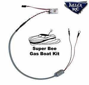 Super Bee Kill Switch Boat Kit  U2013 Killer Rc