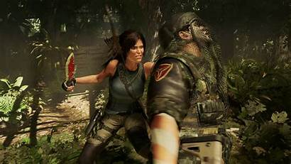 Gameplay Tomb Raider Shadow Impressions Pcmag