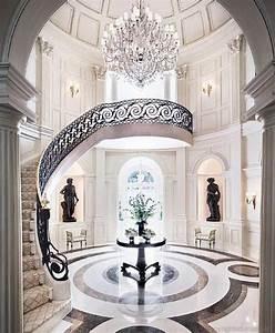 Grand Foyer - Love It!!! | Stairs | Pinterest