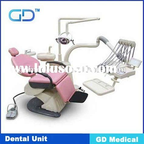 new computer controlled integral dental chair unit the