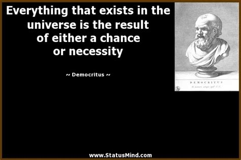 Democritus Quotes At Statusmindcom