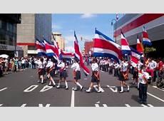 Desfiles alegraron la fiesta de la independencia