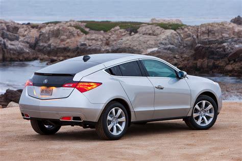 Acura ZDX : 2010 Acura Zdx Full Specifications