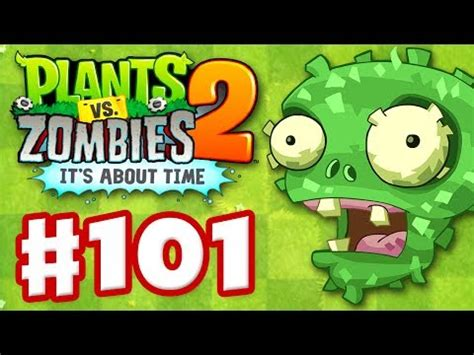 plants vs zombies 2 its about time walkthrough plants vs zombies 2 it s about time part 99