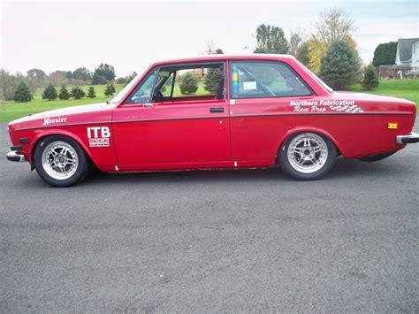 volvo race car 1972 volvo 142e race car scca itb