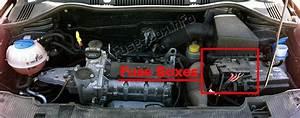 Fuse Box Diagram Seat Ibiza  Mk4  6j  2008