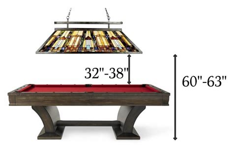 pool table light canopy pool table light height what you need to know all