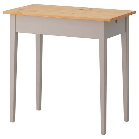 ikea desk top wood norr 197 sen laptop table grey 79x40 cm ikea