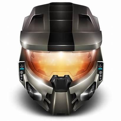 Chief Master Helmet Icon Transparent Icons Reach