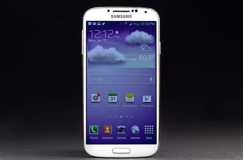 Samsung Galaxy S4 (gti9505, Lte Qualcomm Version) On