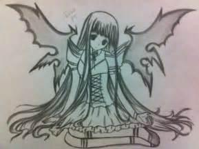 Anime Dark Angel Drawings Easy