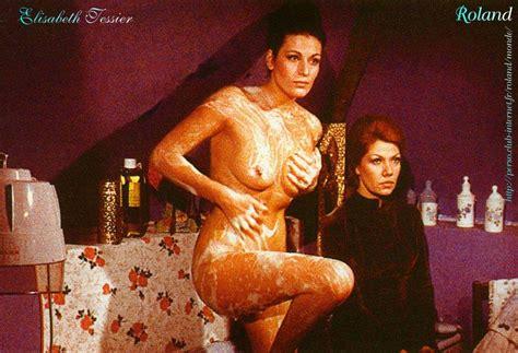 Naked Elizabeth Teissier In Frustration
