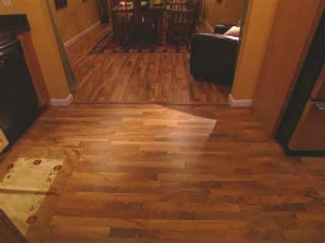 how to lay tongue and groove laminate flooring install tongue and groove wood veneer flooring hgtv