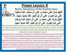 learn  meaning   recited  salah
