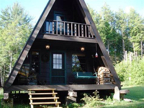what is an a frame house a frame house c