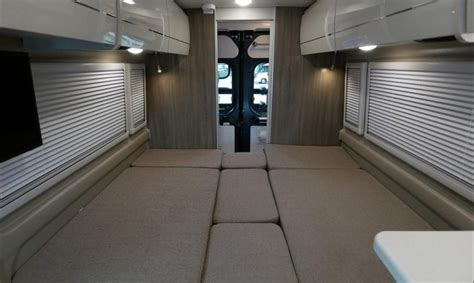 ram promaster class  camper van thor motor coach