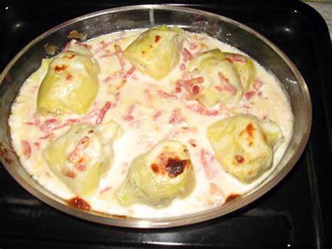 cuisiner fond d artichaut recette de coeurs d 39 artichauts au gratin