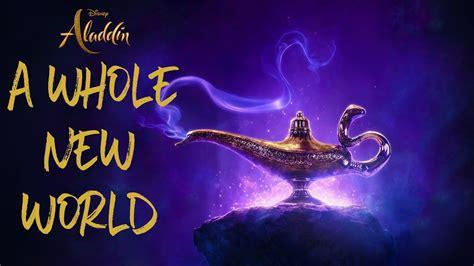 Mena Massoud & Naomi Scott A Whole New World (Aladdin