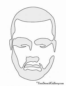 Kanye West Stencil | Free Stencil Gallery