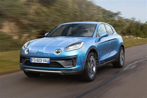 Alpine Renault by The Alpine Suv Is Coming Renault S Sports Car Brand To