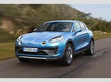 The Alpine SUV is coming! Renault's sports car brand to