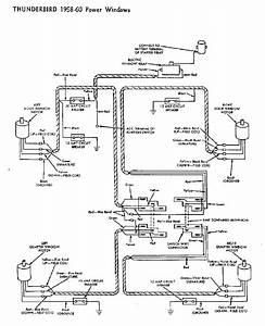 1964 Ford Thunderbird Convertible Wiring Diagram