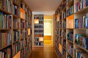 Modern Library Hd Wallpaper