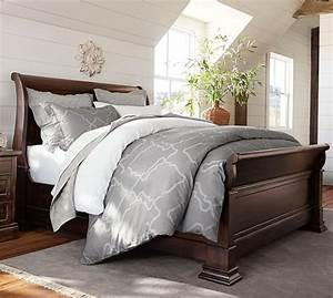 banks bed pottery barn With bed comforters pottery barn