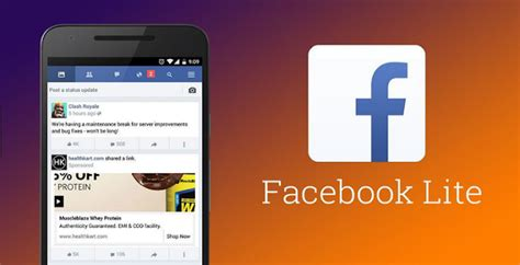 fb app lite app on android plus apk for free