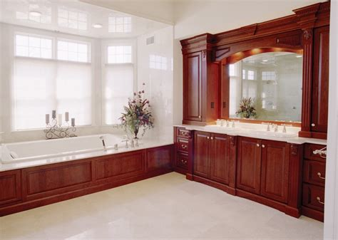 soaking tub   bathroom remodel design build planners
