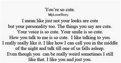 A paragraph to write to your girlfriend
