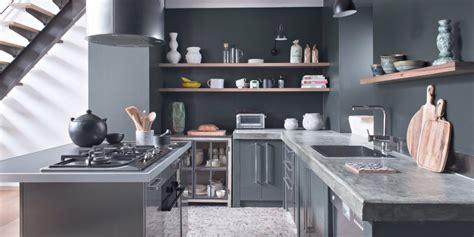 cuisine de a 0 z 10 inspirations pour une cuisine industrielle