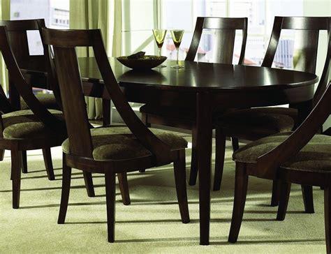wood dining room sets dark wood dining room set marceladick com
