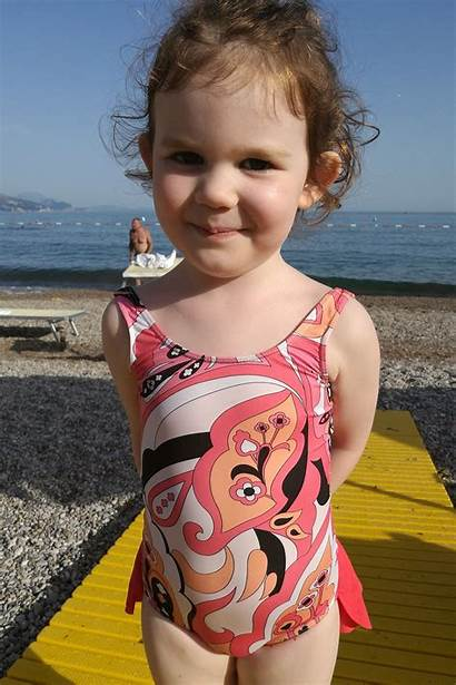 Mini Little Swimsuit Models Cottesloe Megan Pattern