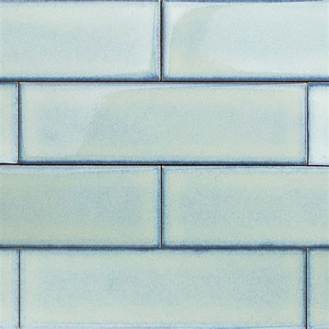 Light Blue Ceramic Subway Tile by 17 Best Ideas About Blue Subway Tile On Blue