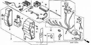 Honda Engines Gx390r1 Qnb2 Engine  Jpn  Vin  Gcank