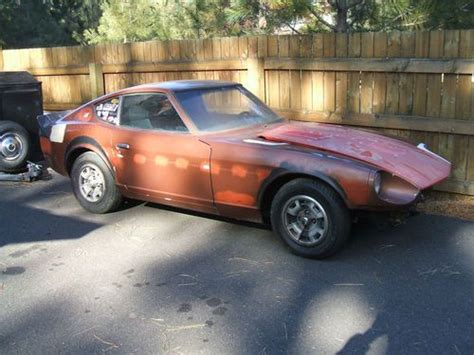 74 Datsun 260z by Purchase Used 74 Datsun 260z With Skyline Engine In