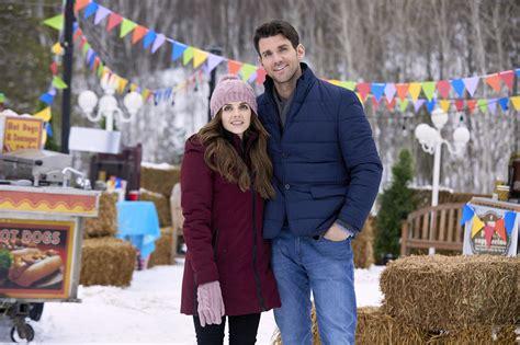 winter love story cast hallmark channel