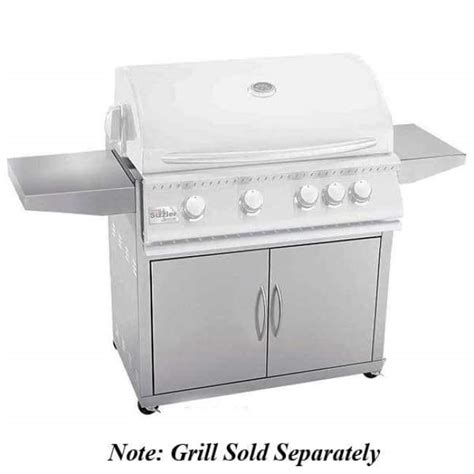 cart sizzler summerset grills shelves fixed grill