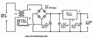 How To Make 5v Dc Power Supply