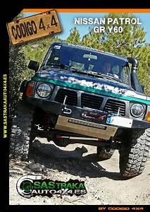 4x4 Patrol : calam o patrol gr y60 by sastraka 4x4 ~ Gottalentnigeria.com Avis de Voitures