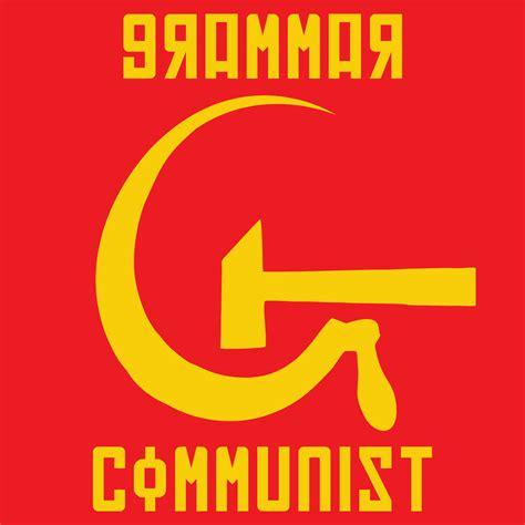 grammar communist faux cyrillic   meme