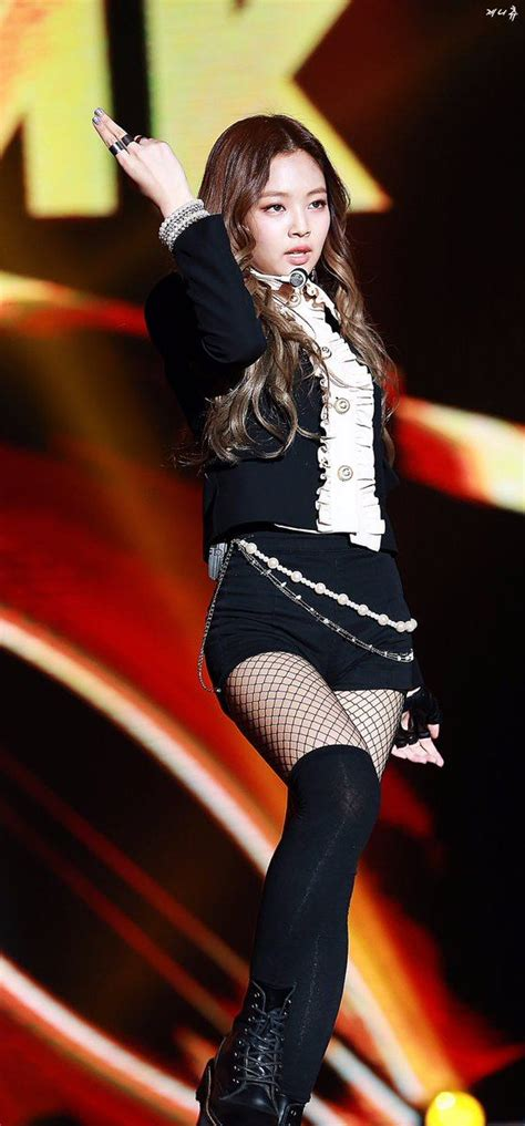 jennies classy sexy stage outfit koreaboo
