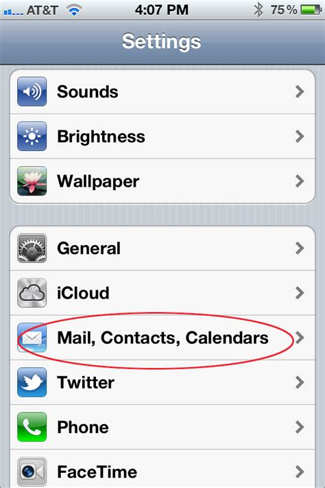 how to link calendars on iphone get your simmons email on your iphone or