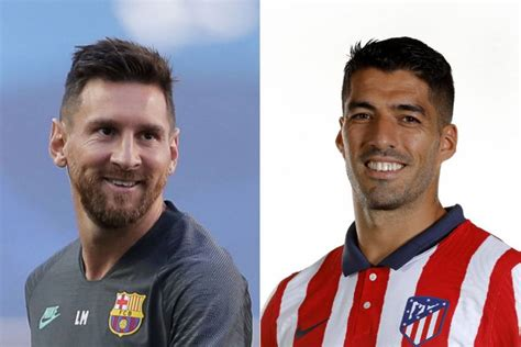Atletico Madrid Vs Barcelona: Lionel Messi And I Talk ...