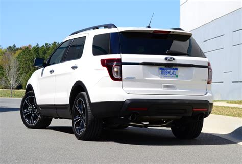 2013 Explorer Sport by 2013 Ford Explorer Sport Review Test Drive