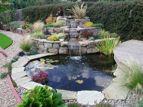 jardins aquatiques  idees de bassins  de fontaines